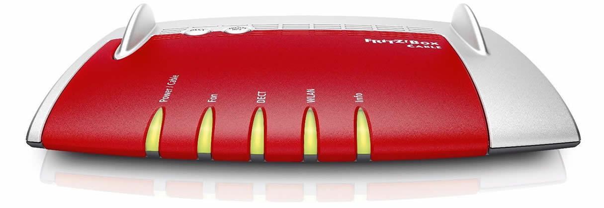 Fritzbox 6490 Cable - Features vorgestellt