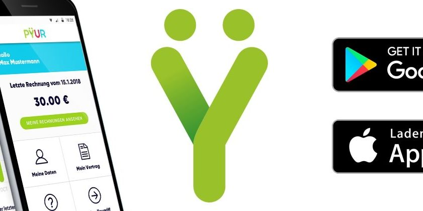 Pyur App vorgestellt - KabelTV Chemnitz